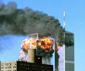 Attentat au World Trade Center