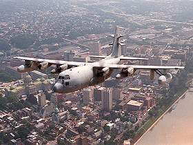 Avion EC-130E Commando Solo